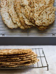 Quick Gluten-Free Flatbread   Edible Perspective