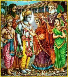 Lord Raam, Sita