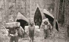 Photo © Seigneurie du Triton American Indians, Aboriginal History, Canadian History, Paradis, Mountain Man, First Nations, Bushcraft, The Expanse