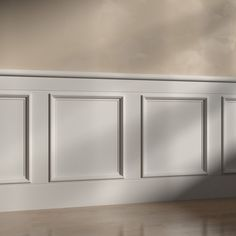 Wooden Panelling, Wall Panelling, 1930s Home Decor, Paneling Makeover, Living Room Panelling, Interior Design Examples, Room Wall Colors, Hallway Designs, Moldings And Trim