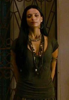 Tia of the Egyptian coven, the Twilight Saga: Breaking Dawn Part 2