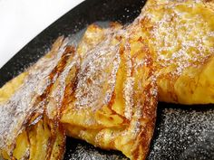 Waffles, Pancakes, Romanian Desserts, Crepes, French Toast, Food And Drink, Gluten, Breakfast, Drinks