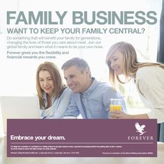 The freedom to work wherever, however and whenever you like with FLP. http://newopportunities.myforever.biz/