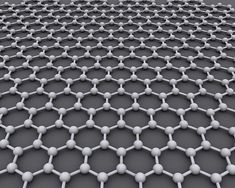 Super material which could be perfect conductor of electricity made in lab | The 2D stanene sheet is made of tin atoms. [Futuristic Technology: http://futuristicnews.com/category/future-technology/]
