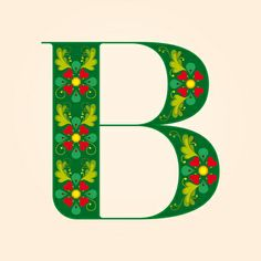 B...for Becca and ...for Bethany