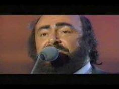 luciano pavarotti & mariah carey - hero (live, pavaroti & fr