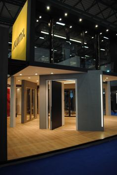 Alumil's exhibition stand