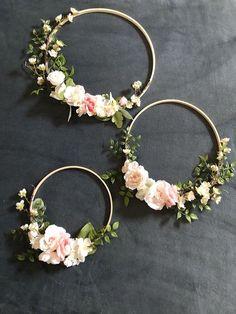 Selling Handmade Items, Garden Wedding Decorations, Wedding Wreaths, Wedding Crafts, Diy Wedding, Wedding Ceremony, Wedding Hacks, Garden Weddings, Wedding Ideas
