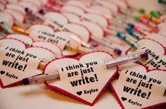 Non Candy Valentine's Day Ideas