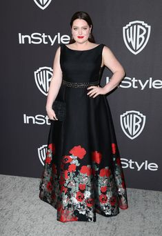 Lauren Ash Photos - Lauren Ash attends the InStyle And Warner Bros. Golden Globes After Party 2019 at The Beverly Hilton Hotel on January 2019 in Beverly Hills, California. - InStyle And Warner Bros. Golden Globes After Party 2019 - Arrivals Lauren Ash, The Beverly, Beverly Hilton, Golden Globes After Party, Warner Bros, Red Carpet, Celebs, Formal, My Style
