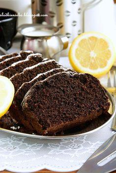 Słodkie niebo: Wegańskie ciasto z karobem na oliwie (bez jajek) http://slodkieniebo.blogspot.com/2016/03/weganskie-ciasto-z-karobem-na-oliwie.html