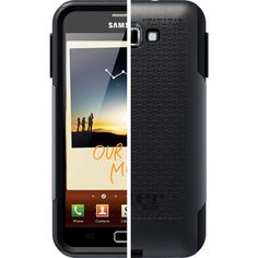 Samsung Galaxy Note Case - Commuter Series | OtterBox.com