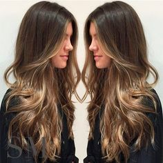 Related posts:Blonde not so long hair and nice earringsPretty work outfit is here now!Short hair before and after Ombre Hair, Balayage Hair, Brown Blonde Hair, Hair Color And Cut, Hair Highlights, Color Highlights, Hair Day, Gorgeous Hair, Hair Looks