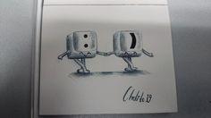 Teclas by Chelito Gordillo