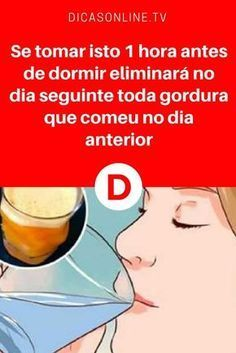 Emagrecer dormindo | Se tomar isto 1 hora antes de dormir eliminará no dia seguinte toda gordura que comeu no dia anterior Bebidas Detox, Dietas Detox, Flat Abs, Get In Shape, Beauty Care, Diabetes, Food And Drink, Health Fitness, Weight Loss