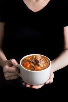 Comforting Pressure Cooker Beef Stew Recipe