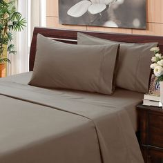 Hemstitch 400-Thread Count Sheets