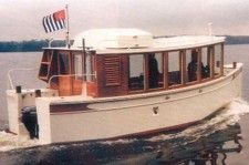 Trailerable Houseboats | Phil Bolger and Friends boat designs. Thoughts on sailing a box