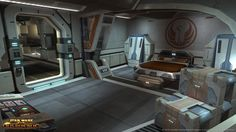 Star Citizen Gameplay FR - Mission Bounty et Dogfight France PvP - Patch Spaceship Interior, Futuristic Interior, Spaceship Design, Futuristic Art, Futuristic Furniture, Star Citizen, Star Wars The Old, Sci Fi Environment, The Old Republic