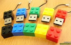 Lego usb.. want.