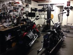 256 best garage gym images in 2016 garage workshop motorcycle