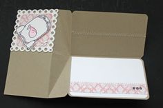 Side Spring Card Tutorial - Splitcoaststampers