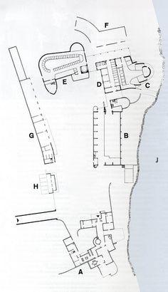 hugo häring, gut garkau, germany, 1923-1926. Architecture Drawing Plan, Architecture Graphics, Organic Architecture, Contemporary Architecture, Architecture Design, Hans Scharoun, City Farm, Image Categories, Germany