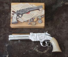 Vintage Avon Volcanic Repeating Pistol Gun After Shave Decanter Bottle on Etsy, $20.42 CAD
