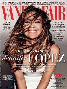 Jennifer Lopez for Vanity Fair Italia November 2014.