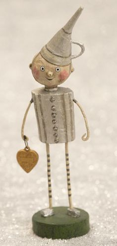 Tin Man holding a Heart ~ from Bayberry Cove $21.25.