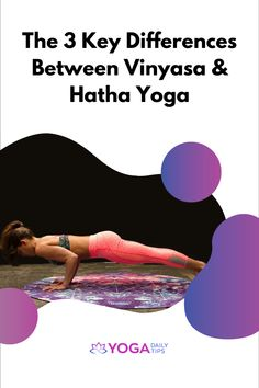 Most often, studios will offer classes for hatha and vinyasa yoga; two styles that are very popular in the western world. But, they offer very different things.We'll explore the difference between vinyasa Before And After Weightloss, Types Of Yoga, Yoga Poses For Beginners, Yoga For Weight Loss, Vinyasa Yoga, Yoga Quotes, Yoga Inspiration, Yoga Fitness, At Home Workouts