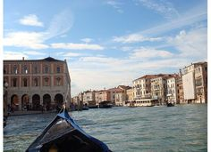 Venice: My dream city. Some day...