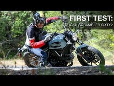 2016 Ducati Scrambler Sixty2 First Test Ride Review Ducati Scrambler Sixty2, Dual Sport, Adventure Tours, Touring, Motorcycle, Adventure Travel, Motorcycles, Motorbikes, Choppers