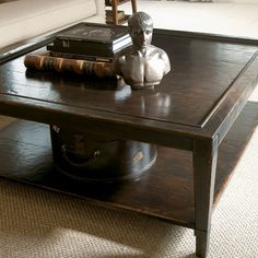 Found it at Wayfair - Vintage Patina Coffee Table