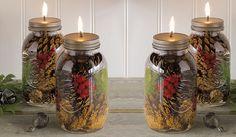 Image result for unique mason jars