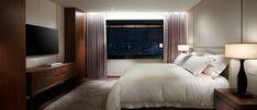 Superior 내부 - 침대가 보이는 전경 사진