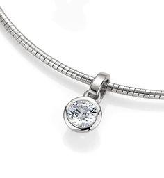 Anhänger Bridal pure love  Wunderschöner Anhänger wahlweise aus 925er Silber…