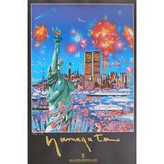 Happy Birthday Liberty by Hiro Yamagata