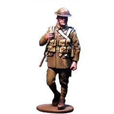 GW 005 British infantry soldier 1 Metal Toys, Toy Soldiers, British Army, Gw, First World, World War, Samurai, Templates, Samurai Warrior