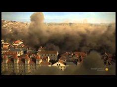 Terramoto de Lisboa de 1755 (por etapas resumido) - YouTube