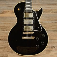 Gibson Les Paul Custom Black Beauty 1957 (s749)