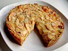 Apple pie with vanilla pudding_hankasdiary
