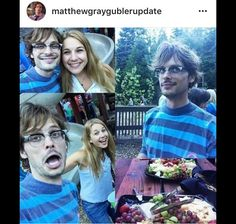 Matthew and Joanie