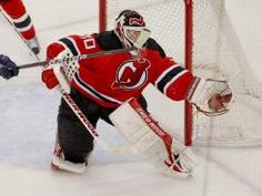 New Jersey Devils goalie Martin Brodeur
