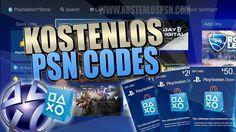 Gratis PSN codes, playstation store rabattcode, PSN rabattcode