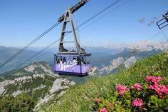 Erlebniswelt Classic-Gebiet im Sommer - am Puls der Natur!  Die einmalige Bergkulisse genießen, die klare Bergluft einatmen und zu einer Wanderung aufbrechen – in diesem abwechslungsreichen Gebiet ist man der Natur ganz nah. Das Classic Gebiet Garmisch-Partenkirchen und Grainau umfasst die mit der Bayerischen Zugspitzbahn erschlossenen Berge Alpspitze und Kreuzeck. Spüren Sie den Reiz der sommerlichen Bergwelt hautnah bei einem der vielen spannenden Attraktionen. Denn mehr Abwechslung geht…