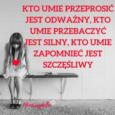 Kto umie wszystko, zawsze wychodzi na frajera :-((( Insprational Quotes, Kinky Quotes, Magic Words, Amazing Pics, Fathers Day Songs, Motto, Colleges For Psychology, Wise Words, Quotations