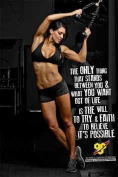 So true! So just do it...because you can. I can!