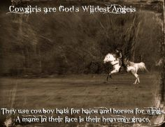 horse quote, cowgirl<3