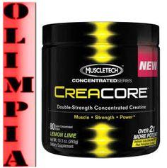 99 zł Muscletech CreaCore 278g CON CRET 80 porcji HCL